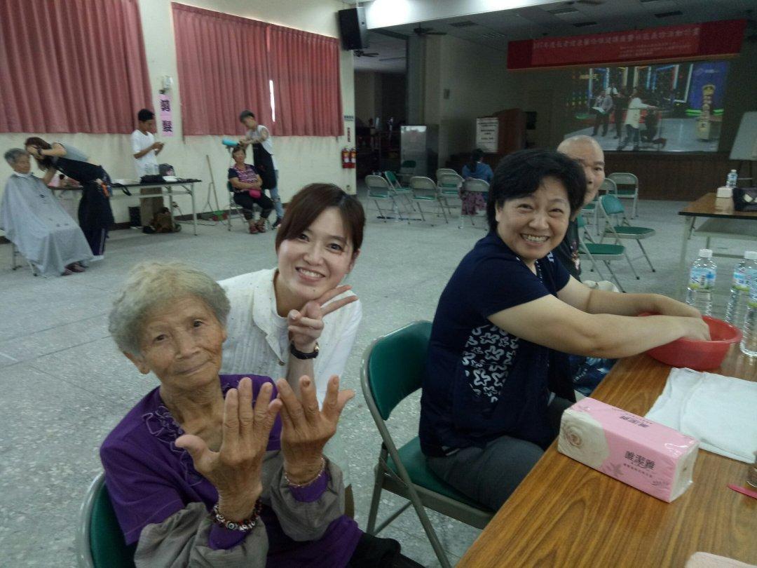 長者健康醫療保健講座暨社區義診活動 (3)