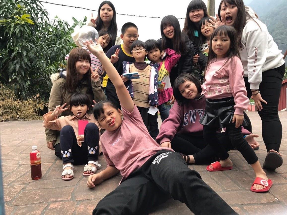 2020年東海社工花蓮部落工作隊和仁兒童組企劃書-康堤教育基金會1